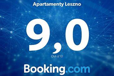 Apartamenty Leszno - 9,0 Booking.com