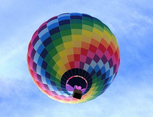 Balony nad Lesznem
